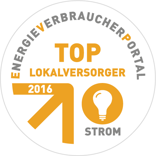 Top-Lokalversorger 2016 - Strom